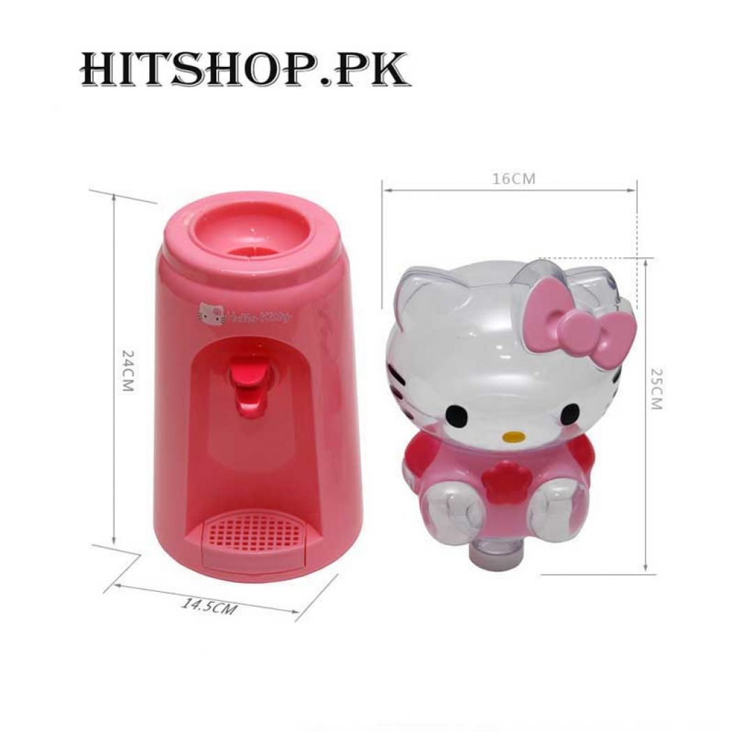 Hello Kitty Style 8 Glasses Water Dispenser