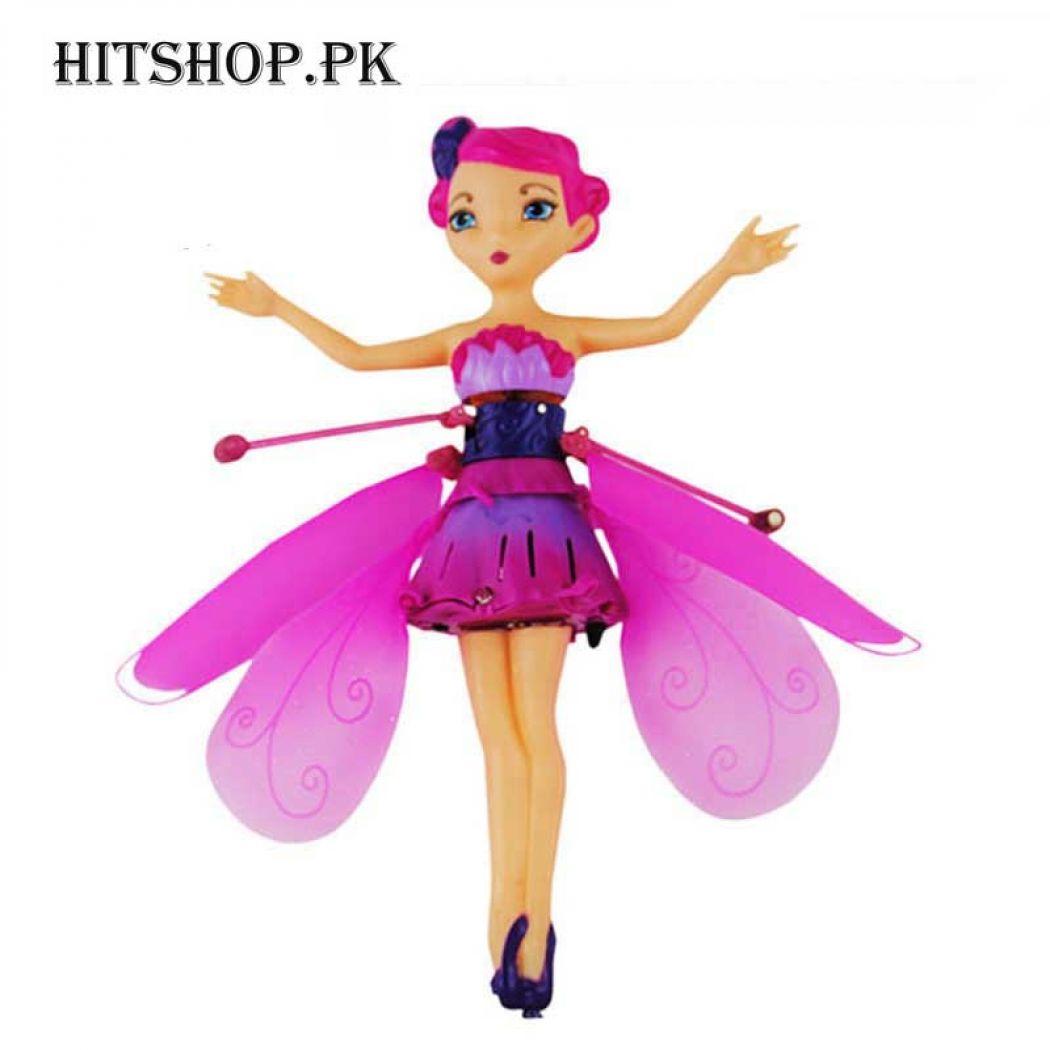 Cinderella Pretty Flutterbye Flying Fairy Doll In Pakistan Hitshop
