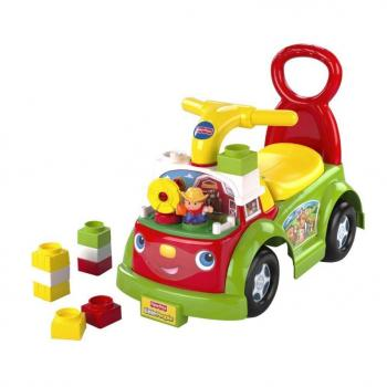 Fisher Price Car Farm Ride On 8235