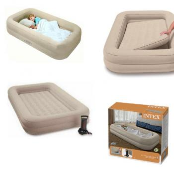 INTEX KIDS TRAVEL BED SET