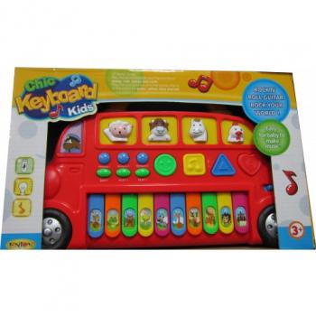 Chic Keyboard Kids Piano