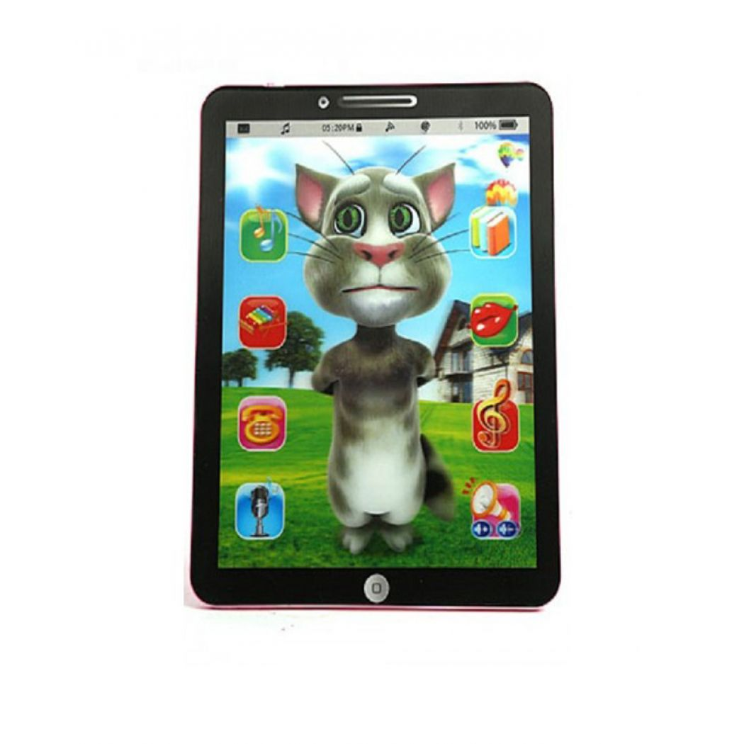 Interactive Tom Cat Tablet - Multicolour