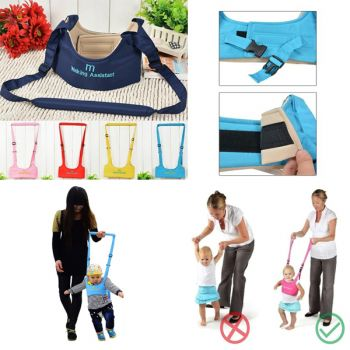 Baby Walking Belt Adjustable Strap Safety Harness