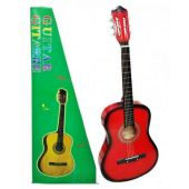 Toy Galaxy Wooden Guitar Toy 38