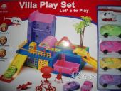 Villa Play Set For Kids