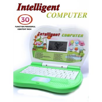 Intelligent Computer Kids Learning Laptop 30 Activ