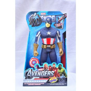 Captain America Action Figure
