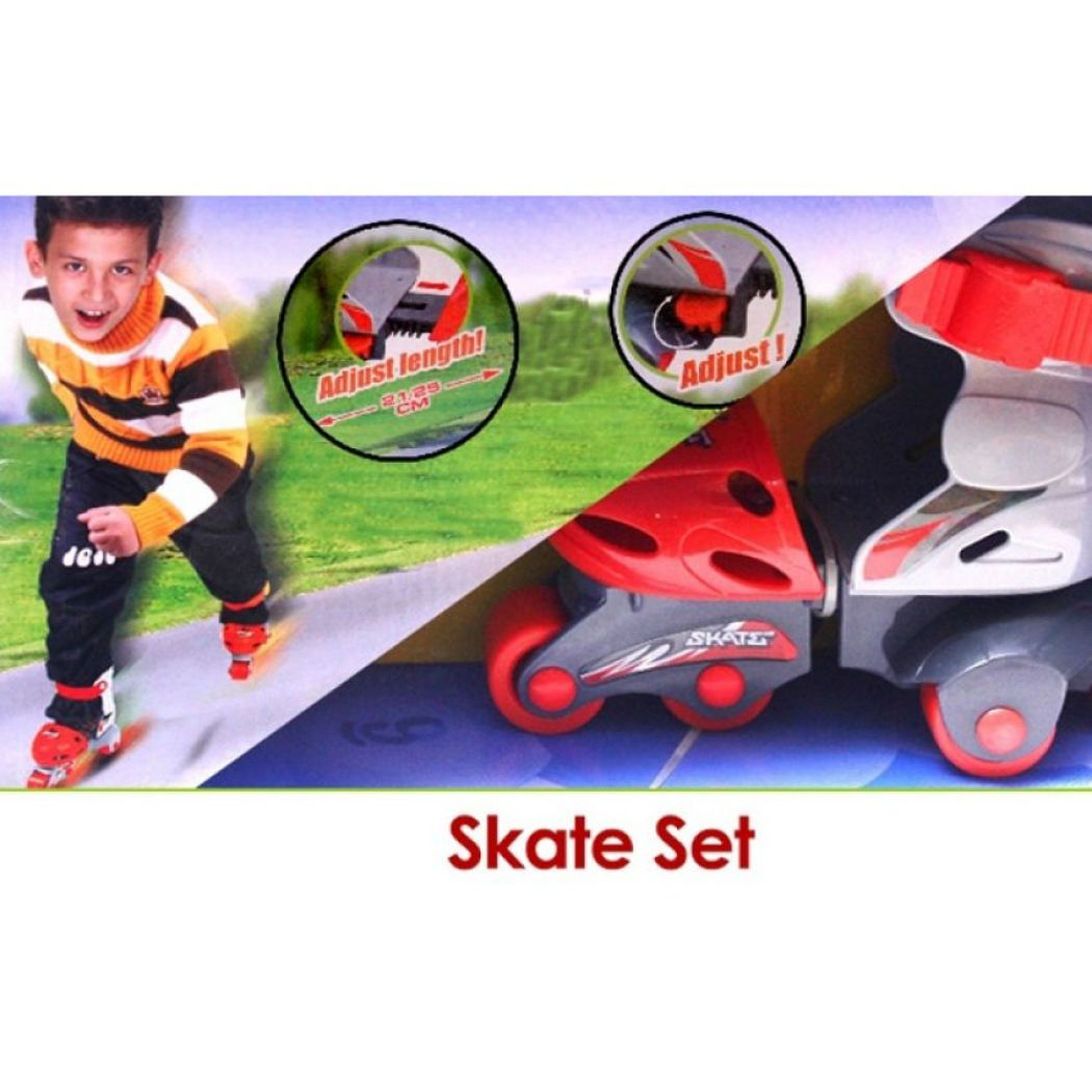 Real Action Skate Set