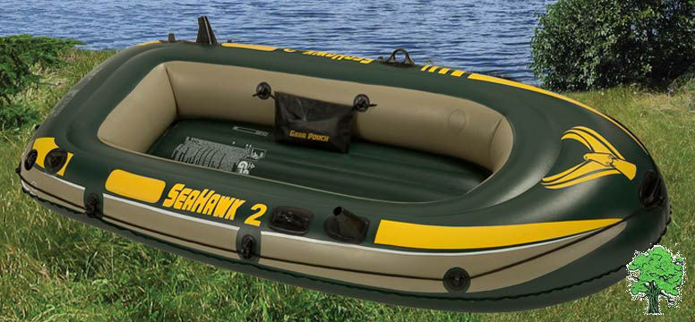 Intex seahawk 2 boat set in pakistan hitshop for Small motor boat cost