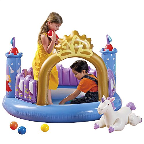 Intex 48669NP Ball Toyz Magic castle bouncer