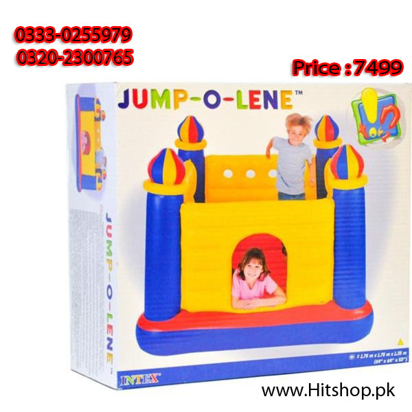 Intex, inflatable Jump-O-Lene