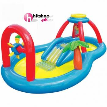 Intex Windmill Blow Spray Play Centre 57449NP