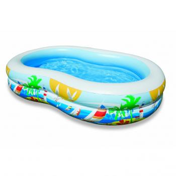 Intex Recreation Swim Center Paradise Lagoon Pool