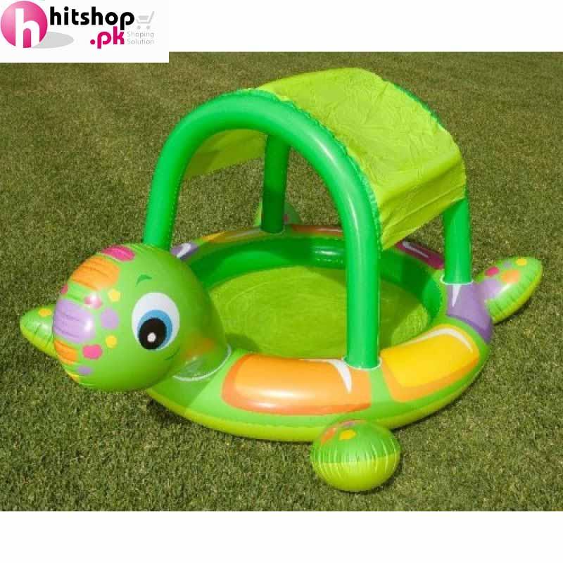 Intex Turtle Baby Pool 57410np In Pakistan Hitshop