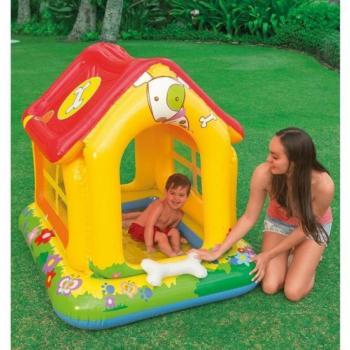Intex Puppy 57429 Love Fun Baby Pool
