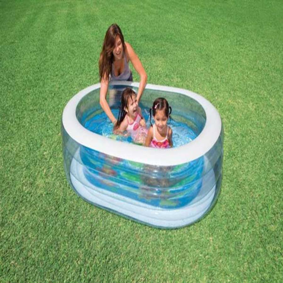 Intex Whale Oval Pool Fun 57482np In Pakistan Hitshop