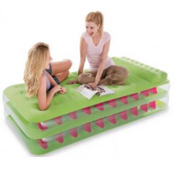 Intex Single Size Take Along Airbed With Hand Held