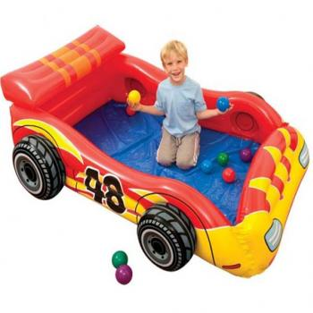 Intex Ball Toyz Racer Airbed 48665