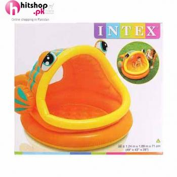 Lazy Fish Shade Baby Pool 57109NP