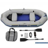 Intex Seahawk II Boat Set  3 Person