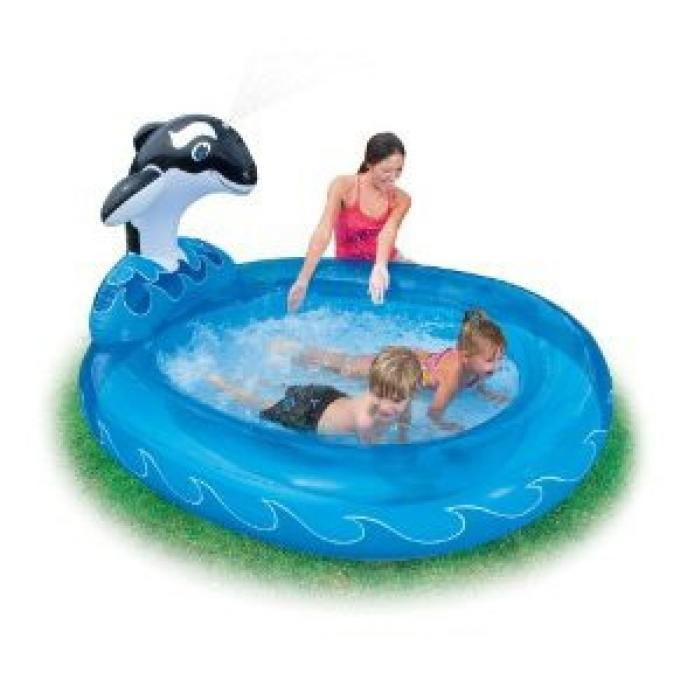Intex Inflatable Swimming Pool 57436np In Pakistan Hitshop