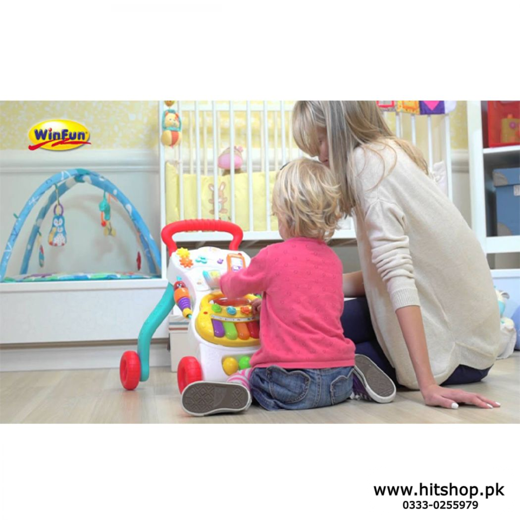 Learning Toy Winfun Musical Learning N Action Walk
