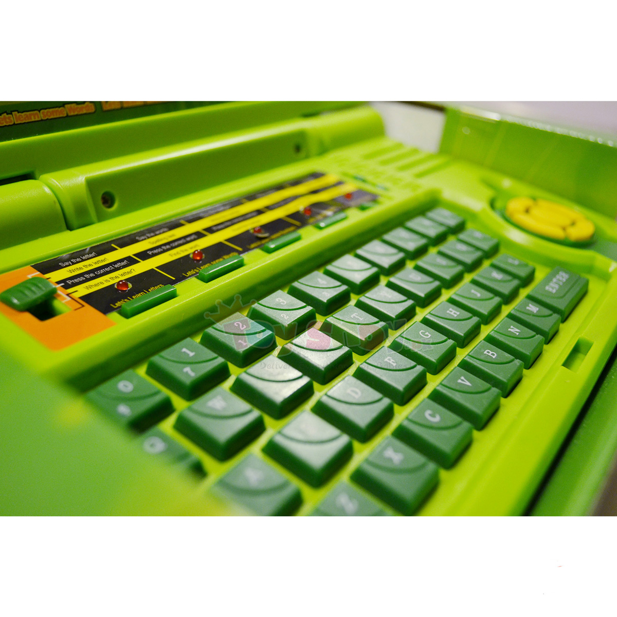 BEN 10 English Learner Laptop