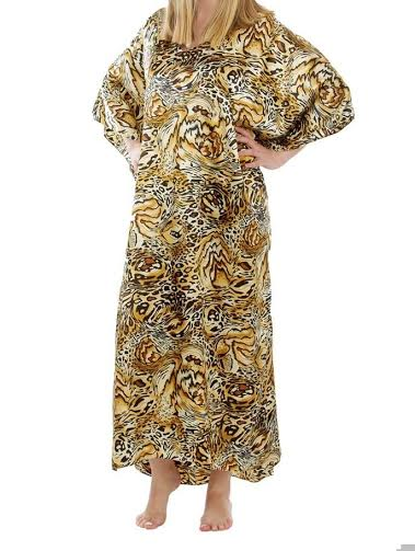 Taheras Caftans Tiger Dress CAF 73