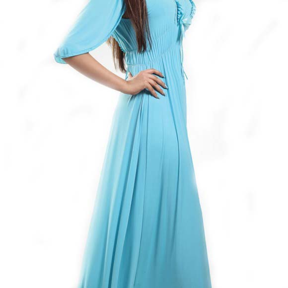 862ecc45e Classic And Stylish Long Single Piece Nightwear in Pakistan