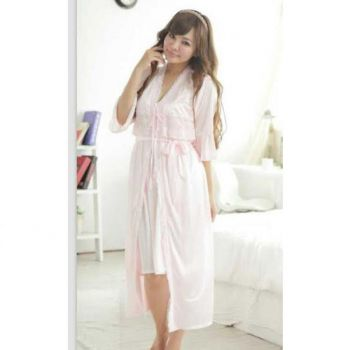 2 pcs slik nighty