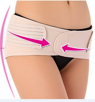 Lady Postpartum Hip Control belly Belt Women