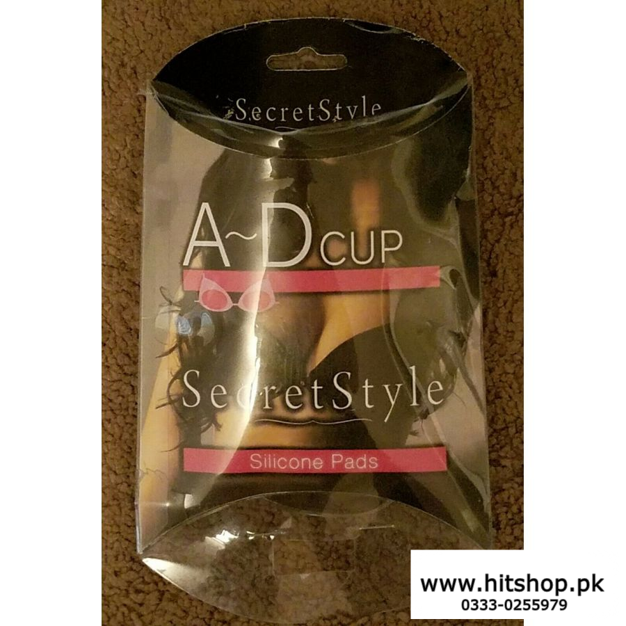 A to D Cups Secret Style Silicon Breasts Pads