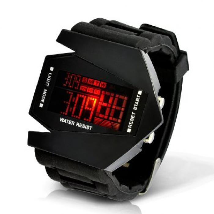 led watch black - photo #2