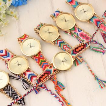 HANDMADE BRACELET FASHION WATCH