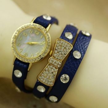 LADIES MULTICOLOR FASHION WATCH