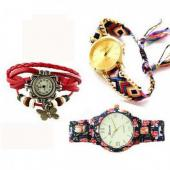 Pack Of 03 Watches For Her Gift Pack