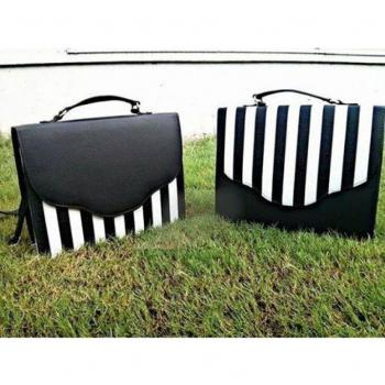 The Zebra Bag