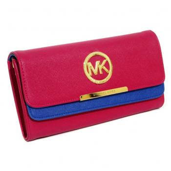 Womens Clutch Pink Color Michael Kors