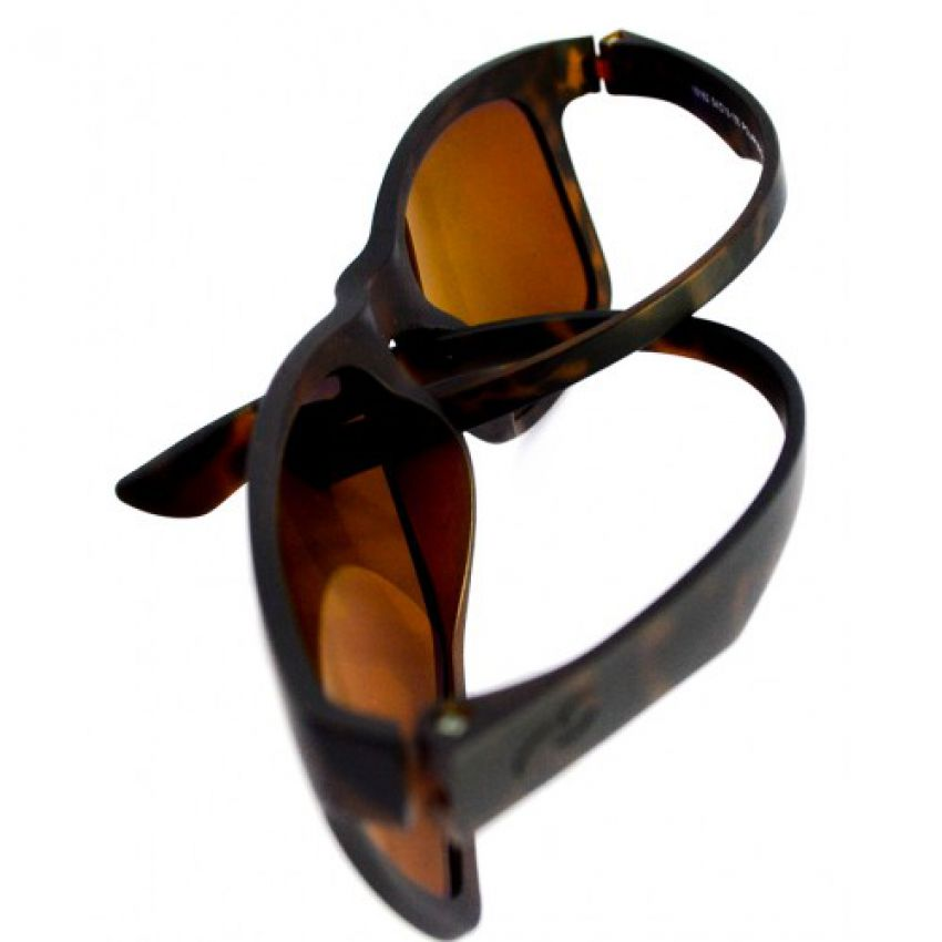 Centro Style Flexible Brown Sunglasses PPK-SG0003