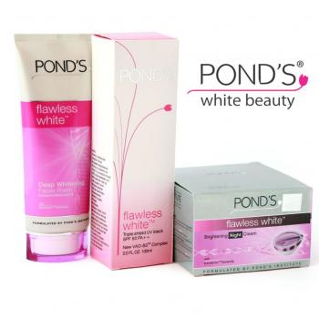 PONDS Flawless White Pack of 3 Night Cream