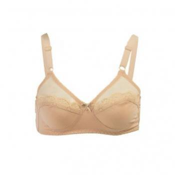 NYLON FANCY BRA 3 PIECE PACK