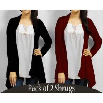 Shrugs for Women Pack Of 2
