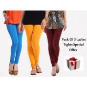 Pack Of 3 Tights With 1 Special Gift