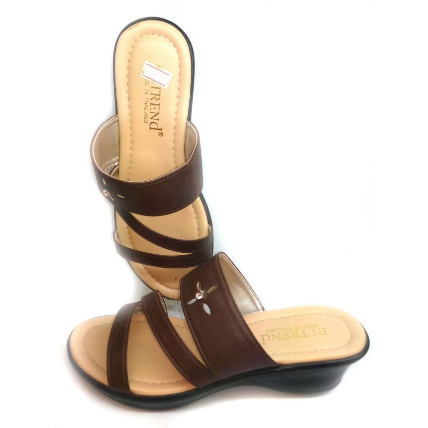 Innovative Servis Women Sandals And Slippers Footwear Collection Pakistan Model