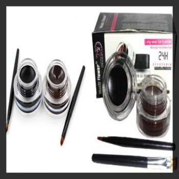 2 Color Gel Eyeliner