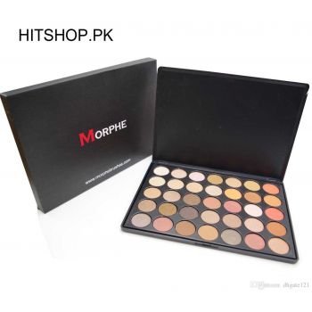 Morphe Glitter 35 Colors Eye Shadow Palette