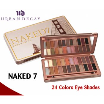 Naked 7 Urban Decay 24 Eye Shades