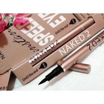 New Naked Marker Eyeliner In Black Color