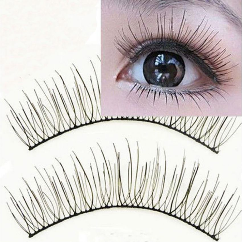 Imported 10 Pairs Makeup False Eyelashes In Pakistan Hitshop