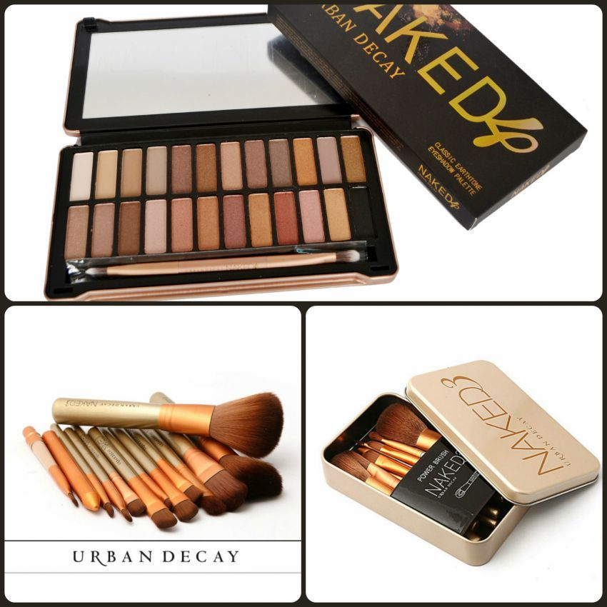 1 Naked 4 Kit With Naked 3 Brush Pack In Pakistan | Hitshop.pk 1 Naked 4 Kit with Naked 3 Brush Pack in Pakistan | Hitshop.pk Eye Makeup eye makeup using urban decay 3